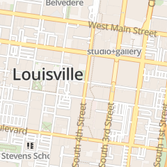 Directions for Christopher W Haden Atty in Louisville, KY 312 S 4th St