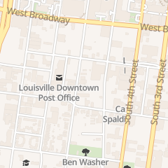 Directions for MINUTEMAN PRESS in LOUISVILLE, KY 833 S 6TH ST