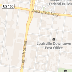 Directions for Richard's Printery in Louisville, KY 800 Cawthon St Frnt