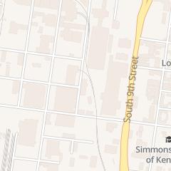Directions for Fan Enterprises in Louisville, KY 967 S 11th St