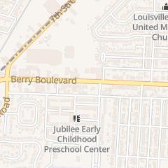 Directions for Lee Nails in Louisville, KY 1738 Berry Blvd