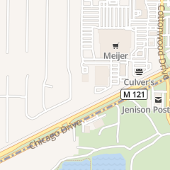 Directions for Tutor Time in Jenison, MI 598 Baldwin St
