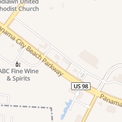 Directions for Tips & Toes in Panama City Beach, FL 11570 Panama City Beach Pkwy