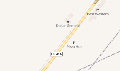 Directions for Redbox in Monteagle, TN 915 W Main St