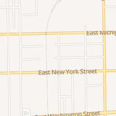 Directions for Tennant Chiropractic Clinic in Indianapolis, IN