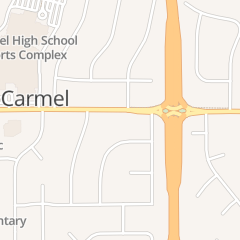 Directions for Renie D E in Carmel, IN 741 E Main St