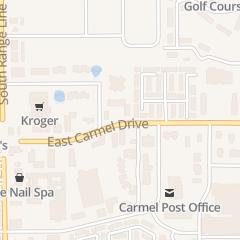 Directions for Century 21 in Carmel, IN 270 E Carmel Dr