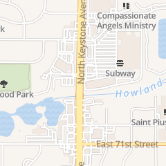 Directions for Keystone Dental Group in Indianapolis, IN 7255 N Keystone Ave Ste B