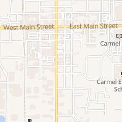 Directions for Carmel Real Estate Inc in Carmel, IN 231 S Rangeline Rd