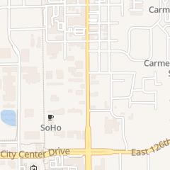 Directions for Penske Truck Rental in Carmel, in 526 S Rangeline Rd