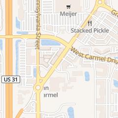 Directions for ACE CARMEL LOCKSMITH 24 7 in CARMEL, in