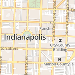Directions for Downtown Comics in Indianapolis, IN 11 E Market St