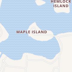 Directions for B T's Pub in Dowagiac, MI 31414 Maple Island Rd