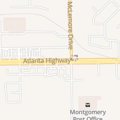 Directions for Gamestop Video Games in Montgomery, AL 6655 Atlanta Hwy