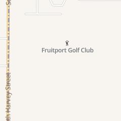 Directions for Fruitport Golf Club & Banquet Center in Muskegon, MI 6334 Harvey St