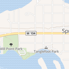 Directions for Lakeshore Family Chiropractic in Spring Lake, MI 510 W Savidge St Ste E