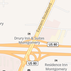 Directions for Sam's Club in Montgomery, AL 1080 Eastern Blvd