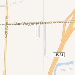 Directions for Pulver Chiropractic in Spring Lake, MI 17204 Van Wagoner Rd