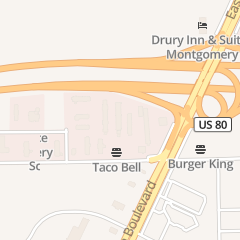 Directions for Quality Inn in Montgomery, AL 5175 Carmichael Rd