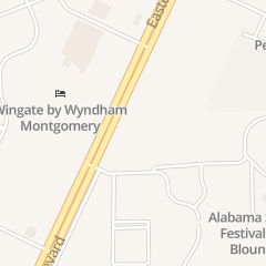 Directions for Childrens Clothing Exchange in Montgomery, AL 2095 Eastern Blvd