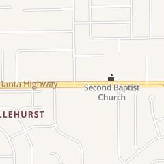 Directions for Computer Salvations in Montgomery, AL 4323 Atlanta Hwy