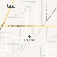 Directions for B & J Pub Inc in Niles, MI 1006 Lake St