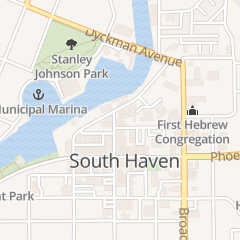 Directions for Riverside Medical Clinic in South Haven, MI 203 Center St