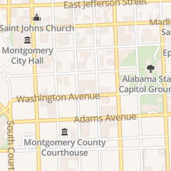 Directions for State of Alabama - Air-Conditioning Contractors Board in Montgomery, AL 300 Dexter Ave