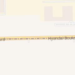 Directions for Hyundai Motor Manufacturing Alabama llc in Montgomery, AL 700 Hyundai Blvd