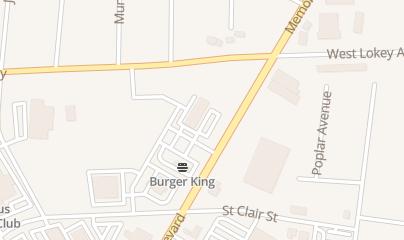 Directions for Center for Spine Joint Neuromuscular in Murfreesboro, TN 833 Memorial Blvd Ste E