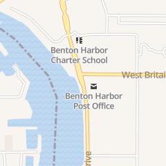 Directions for The LIVERY in Benton Harbor, MI Po Box 576