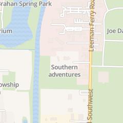 Directions for Southern Adventures in Huntsville, AL 2150 Leeman Ferry Cir Sw