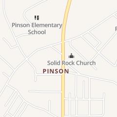 Directions for Nail Avenue in Pinson, AL 4506 Pinson Blvd