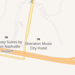 Directions for Sheraton Music City Hotel in Nashville, TN 777 McGavock Pike