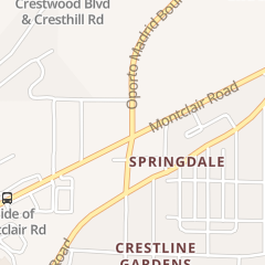 Directions for California Nails in Irondale, AL 1510 Montclair Rd