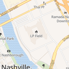 Directions for Nashville Kats in Nashville, TN 1 Titans Way