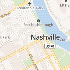 Directions for The Pita Pit in Nashville, TN 121 2nd Ave N