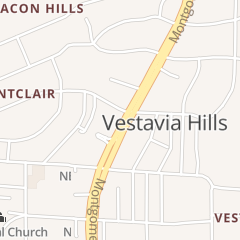 Directions for Best Nail in Vestavia, AL 617 Montgomery Hwy