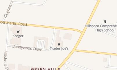 Directions for The Wine Shoppe in Nashville, TN 2109 Abbott Martin Rd