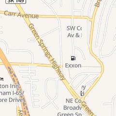 Directions for Milo's Corporate Headquarters in Birmingham, AL 828 Columbiana Rd