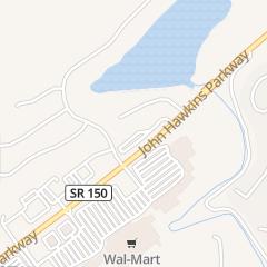 Directions for Nail Service in Hoover, AL 2801 John Hawkins Pkwy Ste 121f