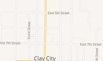 Directions for The Beverage Place in Clay City, IN 601 Main St