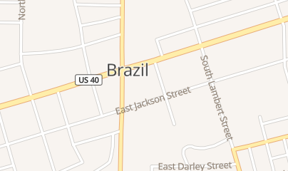 Directions for Redbox in Brazil, IN 307 E National Ave
