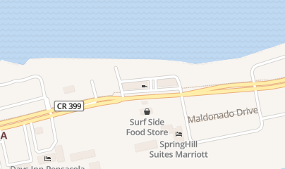 Directions for Islander Lounge in GULF BREEZE, FL 43 Via De Luna Dr