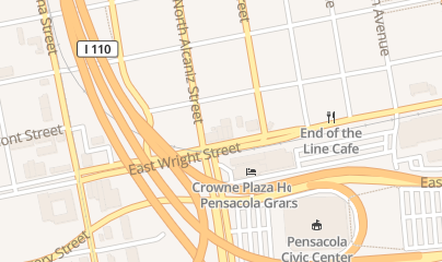 Directions for Emerald City of Pensacola Inc in Pensacola, FL 406 E Wright St