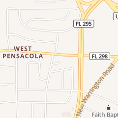 Directions for The LION'S DEN in Pensacola, FL 4545 Lillian Hwy