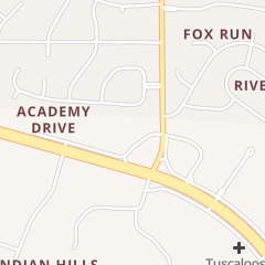 Directions for Centrifuge in Tuscaloosa, AL 312 Merchants Walk Ste 10b