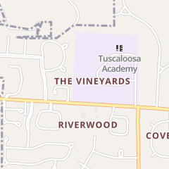 Directions for Bonnie and CO in Tuscaloosa, AL 521 Garden Dr
