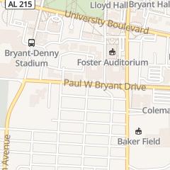 Directions for Lashea of Tuscaloosa in Tuscaloosa, AL 1004 7th Ave