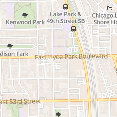 Directions for Smith and Smith Smile Studio in Chicago, IL 1457 E Hyde Park Blvd